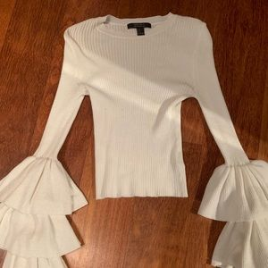 Bell Sleeve Sweater Forever 21